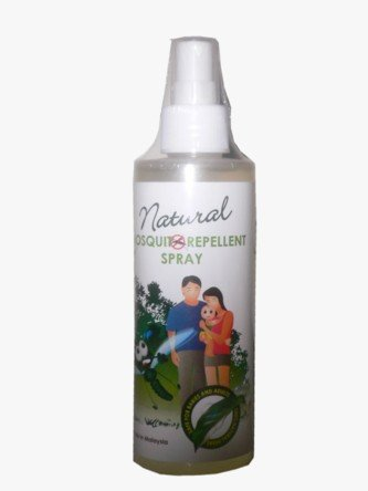 Little Buddy - Mozzy Repellent Spray (150ml)  	RM24.90