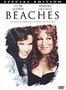 Beaches New and Sealed WS Special Edition DVD w/ Barbara Hershey ,  Bette Midler