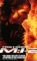 Mission: Impossible II (2000) VHS, M:I-2  w/ cover Excellent Condition, Starring Tom Cruise