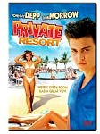 Private Resort WS 2006 DVD Johnny Depp New and Sealed