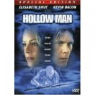 Hollow Man WS Special Edition DVD New and Sealed w/ Kevin Bacon, Elisabeth Shue