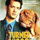 Turner & Hooch DVD,  WS New, with Tom Hanks ISBN 0-7888-1605-5