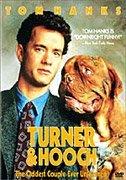 Turner & Hooch DVD,  WS New, with Tom Hanks ISBN 0-7888-1605-5