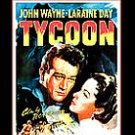 TYCOON - THE JOHN WAYNE COLLECTION - WARNER NEW DVD