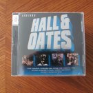 HALL & OATES - LEGENDS CD, New (Label: Wisepack, Audio CD, UPC: 046633187527,  ASIN: B000024EKG)