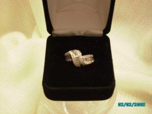 Ladies one Carat Diamond Ring