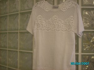 Ladies Lacey Top
