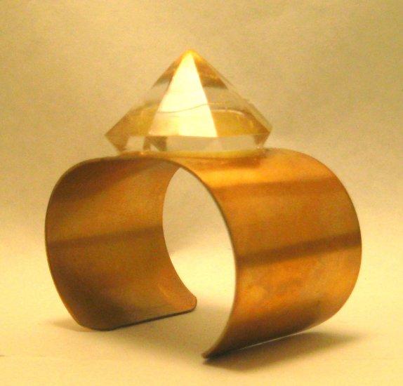 Bling Bling Diamond Cuff
