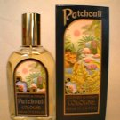 Crabtree Evelyn Patchouli Cologne • Discontinued Rare 3.4 oz • Boxed, Gift perfume fragrance eau