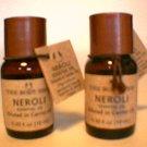 The Body Shop NEROLI  Essential Oil  2 x 10 ml Bottles  diffuser Environmental Oil FS