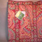 Vera Bradley Backsack backpack tote Capri Melon • laundry drawstring bag   NWT VHTF Retired