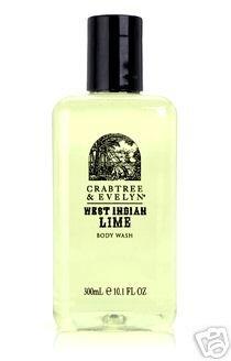 Crabtree & Evelyn West Indian Lime Body Wash     Men & Women - Shower Gel