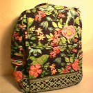 Vera Bradley Large Backpack Botanica NWT Retired  • bookpack laptop weekend carryon VHTF