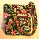 Vera Bradley Hipster Botanica  Crossbody purse, swing bag  NWT Retired older version