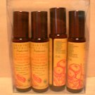 Crabtree Evelyn Naturals x 4 Verbena Sage Travel Body mist  fragrance 4 x 0.8 oz. exclusive