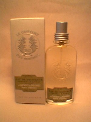 Bath Body Works 3.4 oz.  Verbena & Lemon EDT Eau de Toilette Le Couvent des Minimes L occitane large