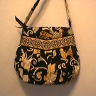 Vera Bradley Hannah small purse girls handbag Yellow Bird  NWT Retired