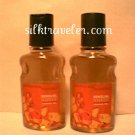 Bath and Body Works Shower Gel Sensual Amber 4 oz. X2 •