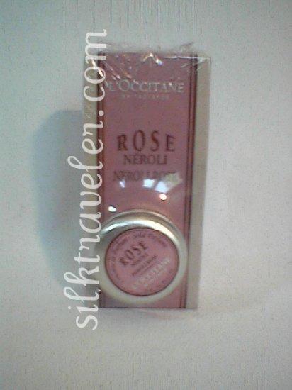 L occitane Neroli Rose EDT + Solid Perfume � 1.7 oz 50 ml �  Perfume Sealed Gift Exclusive