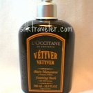 L occitane Foaming Bath Vetyver original formula  500 ml 16.9 oz.  Hard-To-Find