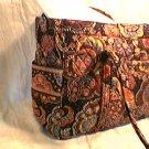 Vera Bradley Baby Bag Kensington  diaper bag  carryall weekend NWT Retired