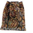 Vera Bradley Backsack drawstring tote Kensington knitting lingerie laundry bag  NWT Retired