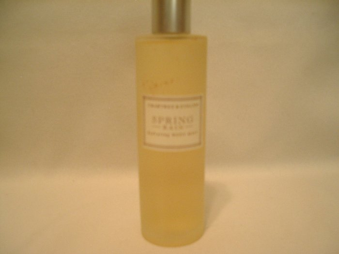 Crabtree Evelyn hydrating Body Mist Spring Rain  UNboxed fragrance - Discontinued