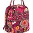 Vera Bradley Let's Do Lunch in Carnaby insulated tote travel cosmetic camera bottle bag  NWT Retired