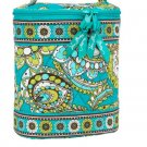 Vera Bradley Cool Keeper Peacock lunch bag insulated travel tote   NWT Retired Very VHTF