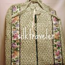 Vera Bradley Garment Bag dress travel bag Lilac Time  Lilactime  Retired HTF
