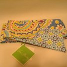 Vera Bradley Sash reversible belt in Capri Blue  NWT Retired   headwrap * FS