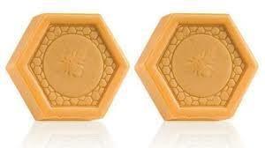 L'occitane Honey & Lemon Soap TWO 3.5 oz. bars  Miel Limon Disc'd Loccitane �