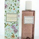 Crabtree & Evelyn set/2 Savannah Gardens Bath Gel 6.8 oz. floral box VHTF