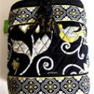 Vera Bradley Cool Keeper Yellow Bird NWT Retired insulated bottle bag travel cosmetic food tote •