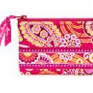 Vera Bradley Coin Purse Rasberry Fizz -  id credit business card   NWT Retired