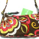 Vera Bradley Amy small crossbody purse hipster convertible Puccini bag  NWT Retired