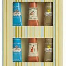 Crabtree Evelyn Hand Therapy &  Remedy Sampler Gift  6 x 0.9 oz. 25 ml