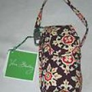 Vera Bradley Cell Phone Case ID card tech makeup holder Medallion NWT  Retired