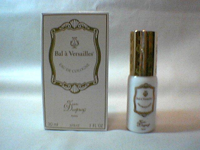 Bal a Versailles X2  Eau de Cologne Spray 1 oz EDC Jean  Desprez   Fragrance perfume spray
