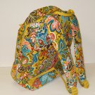 Vera Bradley Backpack Provencal   NWT Retired small pack tablet case girls carryon