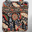 Vera Bradley Perfect Pocket Tote laptop case carryon diaper bag Versailles  NWT Retired