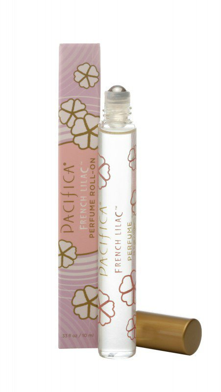Pacifica Perfume Roll-On  French Lilac � FS 100% vegan   purse travel rollerball fragrance