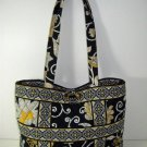 Vera Bradley Small Tic Tac Tote Yellow Bird purse handbag  Retired NWT kindle book bag