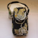 Vera Bradley Cell Phone Case Yellow Bird - ID card holder tech makeup   Retired