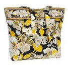 Vera Bradley Three-O Tote Dogwood NWT shopper shoulder bag handbag Retired