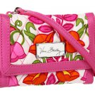 Vera Bradley Anniversary Wristlet Lilli Bell ID coin purse iPhone smartphone wallet NWT