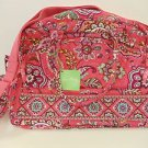Vera Bradley Metropolitan weekend overnight laptop carryon commuter  Call Me Coral  • NWT Retired
