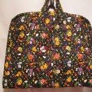 Vera Bradley Garment Bag in Tavern on the Green • Retired NWT