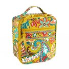 Vera Bradley Lunch Break insulated travel bottle lunch tote Provencal  NWT