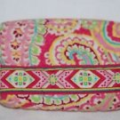 Vera Bradley Capri Melon Small Cosmetic case travel make-up bag  NWT  Retired